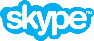 Connect on Skype