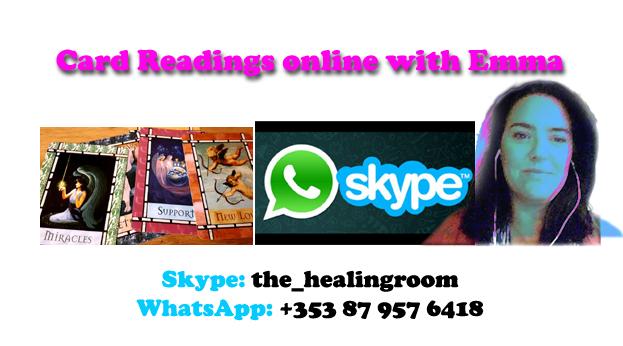 Online Card Readings